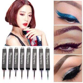 New Arrival Liquid Eyeliner Waterproof Pencil Lasting Bar Party Stage Makeup Cosmetic - intl