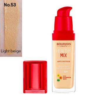 Harga New Bourjois Healthy Mix Foundation 30ml. No.53 ผิวสองสี
