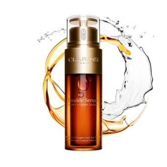 New Clarins Double Serum Complete Age Control Concentrate 30ml.