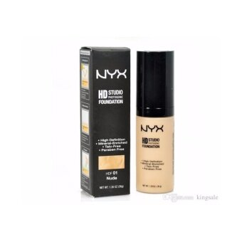 Harga รองพื้น NYX HD Studio Photogenic Foundation