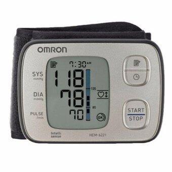เครื่องวัดความดันโลหิตแบบดิจิตอล OMRON รุ่น HEM-6221