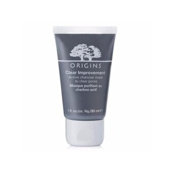 Harga ORIGIN CLEAR IMPROVEMENT ACTIVE CHARCOAL MASK TO CLEAR PORES 30ML