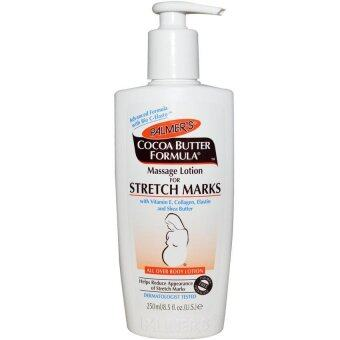 Harga Palmer's Cocoa Butter Formula Massage Lotion for Stretch Marks 250ml