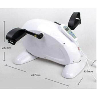 จักรยานกายภาพบำบัดไฟฟ้า สำหรับผู้ป่วยทำกายภาพ PEDALTRAINER RFM DELUXE - สีขาว