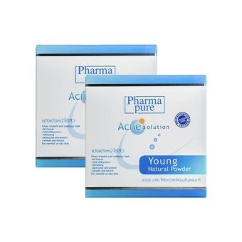 Pharma Pure Acne solution Young Natural Powder () 11.5g (2)