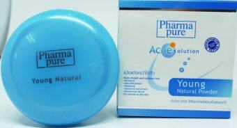 Pharma Pure Acne solution Young Natural Powder ( ) - 2
