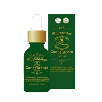 Princess Skin Care เซรั่มหน้าเด้ง Stemcell Phyto Malus Concentrate Serum 10 ml. 1 ขวด