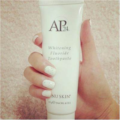 Harga Product details of NuSkin AP24. Whitening Fluoride Toothpasteยาสีฟัน ฟอกฟันขาว นูสกิน