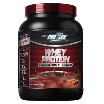 Harga ProFlex Whey Protein Concentrate Chocolate (700 g.)