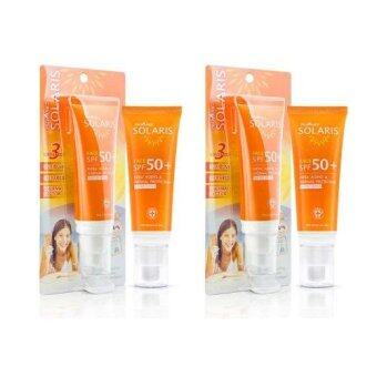 Provamed Solaris Face SPF 50+ 50ML แพ็คคู่