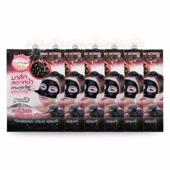 สนใจซื้อ REAL JOY KOREA เรียล จอย โคเรีย แบล็ค เจล เฟส - 1 กล่อง/กล่อง 6 ซอง