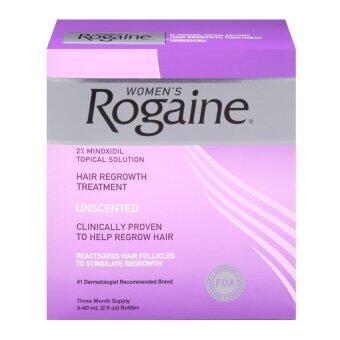 ขายด่วน Rogaine ยาปลูกผม Women's Rogaine 2% 60ml x 1ขวด