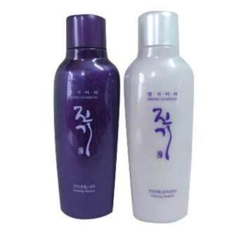 Set Daenggimeori shampoo and treatment แทงกิโมริ แชมพูและทรีทเม้นต์เกาหลี 70 ml.