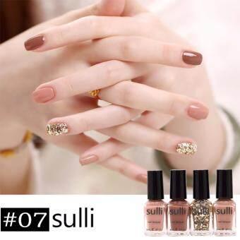 ขาย Set สีทาเล็บ Sulli 4 ขวด 6ml. #07