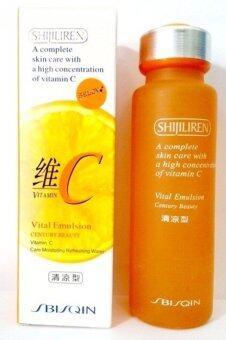 SHIJILIREN ซึจิลิเรน วิตตามินซี มอยเจอร์ โทนเนอร์ 130 g. (1 ขวด)