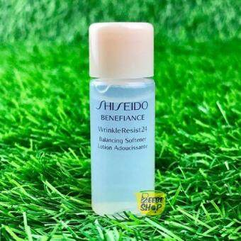 Harga Shiseido BENEFIANCE WrinkleResist24 Balancing Softener Lotion 7mL(SET5ชิ้น)