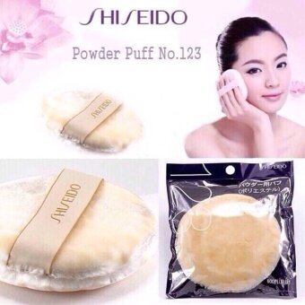 Shiseido Powder Puff 123