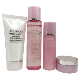 Shiseido Set White Lucent (4ชิ้น)