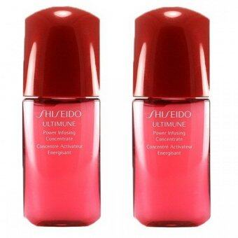 Shiseido Ultimune Power Infusing Concentrate (10 ml. x 2ขวด)
