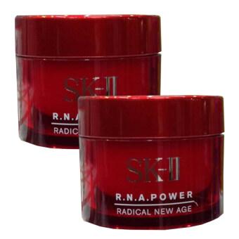 SK-II R.N.A.Power Radical New Age ผิวกระชับ เปล่งปลั่งแลดูอ่อนเยาว์ 2.5g (2 กระปุก)