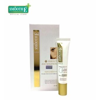 Smooth E Gold Perfect Eye Solution 15 ml.