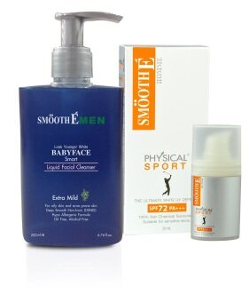 Harga Smooth E Men Extra Sensitive Skin Set