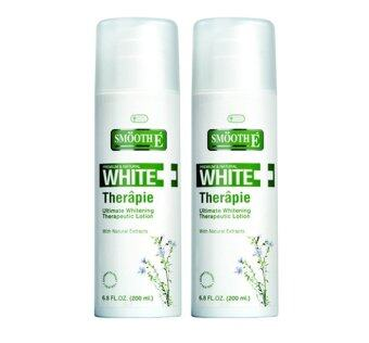 Harga SMOOTH E White Therapie Lotion 200 ml (2ขวด)
