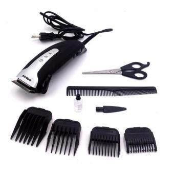 SONAR ������������������������������������������������������������������������ ������������������������������������������������ ������������������������������������������������������������ ������������������������������������������������������������������������������������������������������������������������������������������������������������������������ BLACK Professional Electric Hair Clipper Set For Men & Women