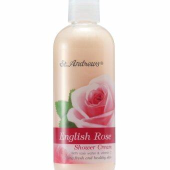 St.Andrews Shower Cream (English Rose)