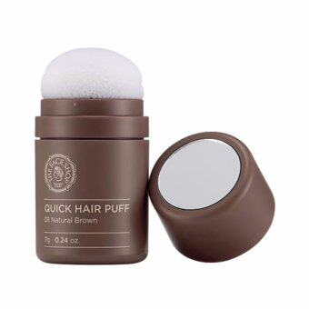 Harga The Face Shop Quick Hair Puff 7g # 01 Natural Brown