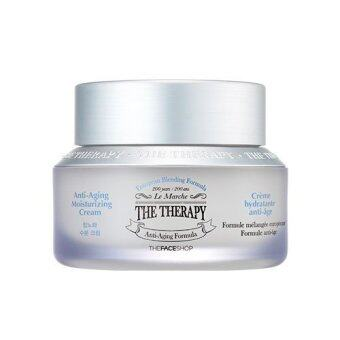 THE FACE SHOP THE THERAPY ANTI-AGING MOISTURIZING CREAM