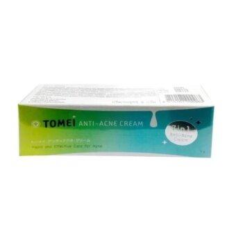 Tomei Anti-Acne Creamโทเมอิ แอนตี้-แอคเน่ ครีม5 g (1หลอด)