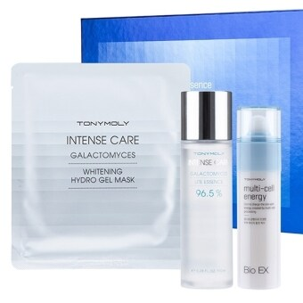 Tony Moly Intense Care Galactomyces Lite Essence Special Set (Essence + Serum + Mask)