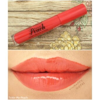 TOO FACED SWEET PEACH CREAMY PEACH OIL LIP GLOSS# สีTickle-Me-Peach(Watermelon)