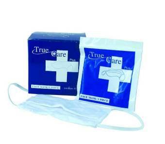 2560 True Care Plus หน้ากากกันฝุ่นละออง ชนิดผ้า 12ชิ้น(3 กล่อง)