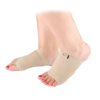 twilight ผ้ารองซิลิโคนแบบสวมกลางเท้า (สำหรับผู้มีปัญหาเท้าแบน) - 2