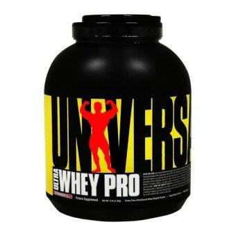 Harga UNIVERSAL ULTRA WHEY PROTEIN 5 LBS CHOCOLATE เวย์โปรตีนเพิ้มกล้ามเนื้อ 1 กระปุก