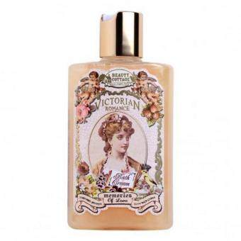 ขอเสนอ Victorian Romance Memories of Love Perfumed Shimmer Glow Bath Cream