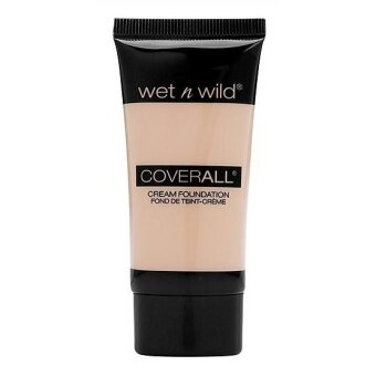 Harga WET N WILD COVER ALL CREAM FOUDATION E815 FAIR รองพื้น