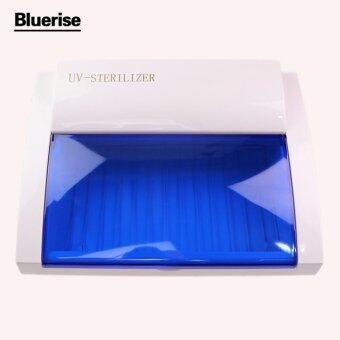 WXS 8W EU Plug Flip-type Lid UV Sterilizer CE CertificationProfessional Instrument Sterilizer Electric UV Tools SterilizerCabinet Sterilization Sanitizer Cap Bottle Sterilizer For NailSalon Spa Beauty Hospital Dental Disinfection - intl - 4