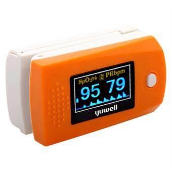 ประกาศขาย Yuwell เครื่องวัดออกซิเจนปลายนิ้ว รุ่น YX300 (สีส้ม)