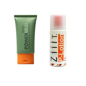 ZiiiT Power Mud 40g. + ZiiiT P-Lotion 50 ml.