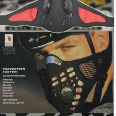 หน้ากากกันฝุ่นละออง ขี่จักรยาน ขี่มอเตอร์ไซต์ วิ่ง สกี ปีนเขา ขี่ม้า เดินเร็ว # 0005