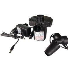 เครื่องสูบลมไฟฟ้า 2in1 ใช้ได้ทั้งไฟบ้าน/ไฟรถ รหัส YT-836