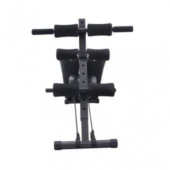 360 Ongsa Fitness เบาะนั่งซิทอัพ Fitness Sit Up Bench รุ่น AND-6455 (สีดำ) ฟรี!!ดัมเบล+สายแรงต้าน+push up bar (image 4)