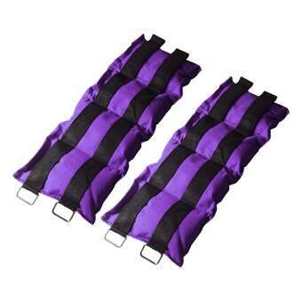 ราคา ถุงทราย ถ่วงน้ำหนัก ข้อเท้า ข้อมือ 7LB (3.5 kg) 1 คู่ / wrist weight sandbag