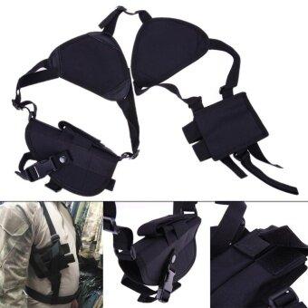 Adjustable Shoulder Holster Vertical