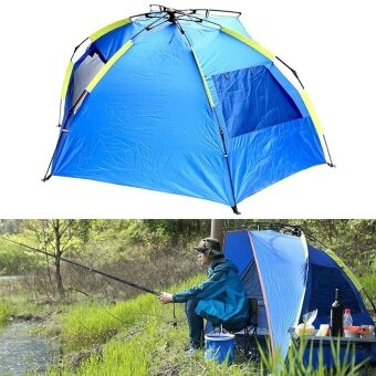 Automatic outdoor camping tent to open beach tent - intl