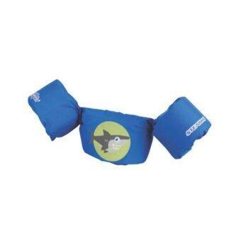 ชูชีพว่ายน้ำสำหรับเด็ก COLEMAN Stearns Kids Puddle Jumper SwimmingLife Jacket Vests ลาย SHARK