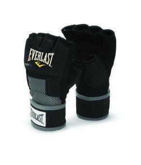 Everlast ถุงมือชกมวย EVERGEL HAND WRAPS (BLACK)